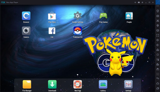 Download and Play Pokemon Go for Pc