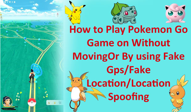 fake pokemon go gps
