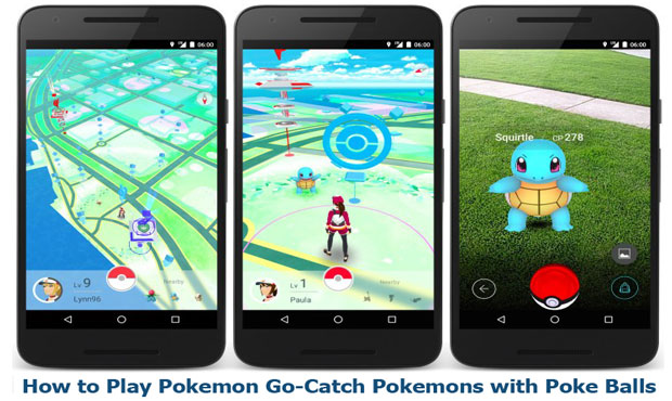 Install Pokemon Go for iOS devices iPad/iPhone/iPod Touch