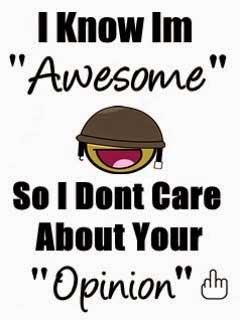 Opinion Attitude Dp Whatsapp