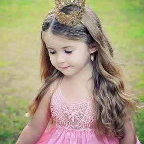 Cute Girl Doll Dp for Whatsapp