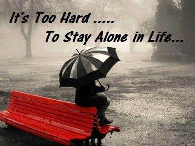 Boy Stay Alone Dp for Whatsapp