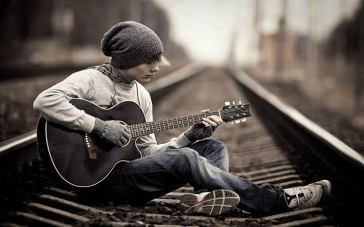 Guitar Playing Whatsapp Dp