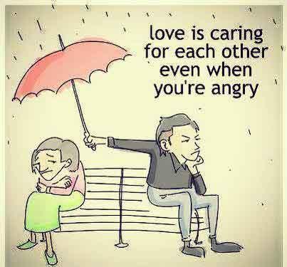 Love and Care Whatsapp Dp