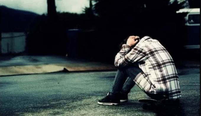 Alone Boy Dp for Whatsapp