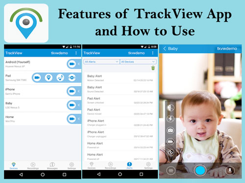 Hide Trackview App Icon