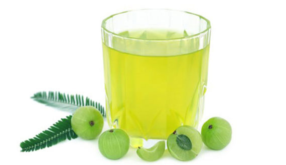 Amla Juice For Hair Loss