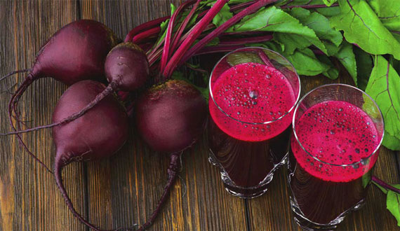 Beetroot Juice For Hair Fall