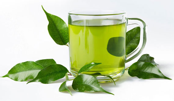 Green tea to remove blackheads naturally