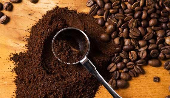 Coffee Powder Mask For Skin Whitening