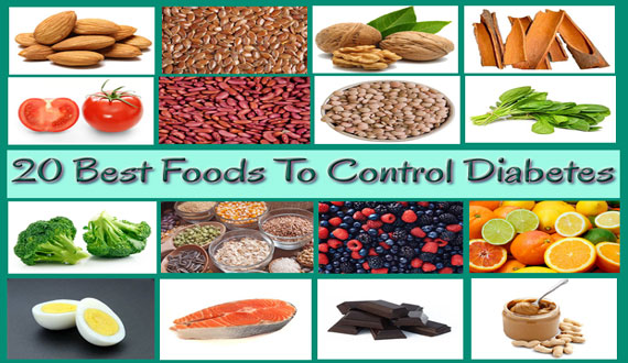 Best Foods For Diabetes Control, What foods to eat for Diabetes