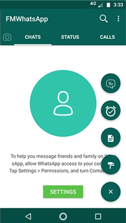 Use FMWhatsapp on Android Devices