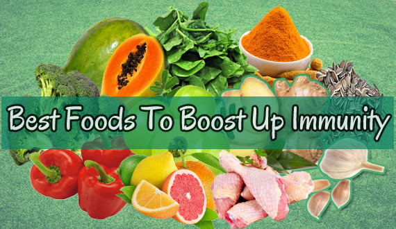 Best Foods to Boost the Immunity