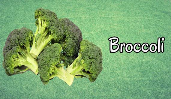 Broccoli Foods Improves Immunity