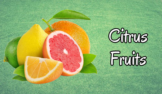 Citrus Fruits Naturally Boosts Up Immunity