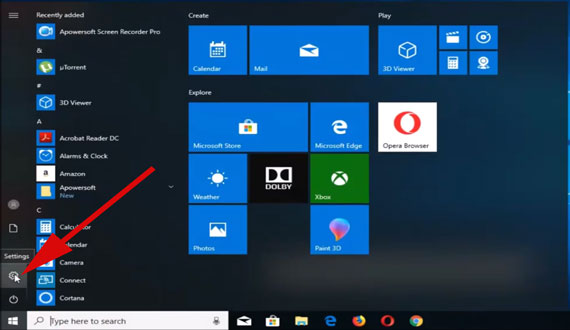 Enable Dark Mode In Windows 10