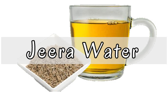Jeera Water Aids Digestion