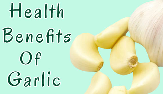 Health Benefits of Garlic to the Body