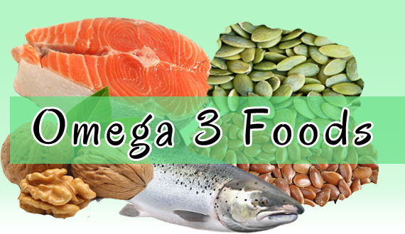Omega 3 Fatty Acids for Hair Growth