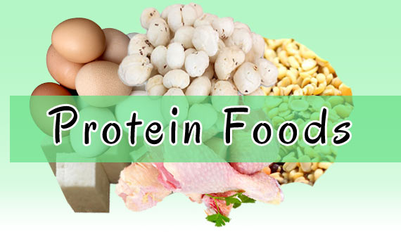 Protein Foods For Strong Hair