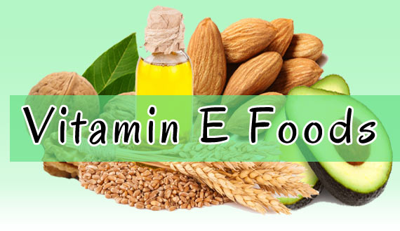 Vitamin E Foods for Strong Hair