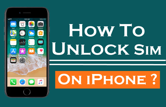 How to Unlock Simcard on iPhone