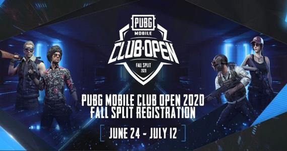 PUBG Mobile Club Open 2020 Registration