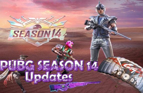 Pubg Mobile Season 14 Update