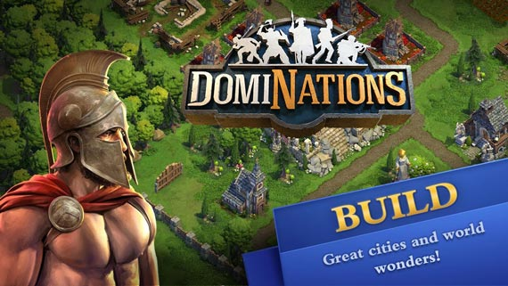 DomiNations game similar to Civilization VI
