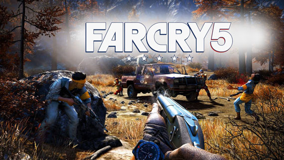 About Far Cry 5 Game