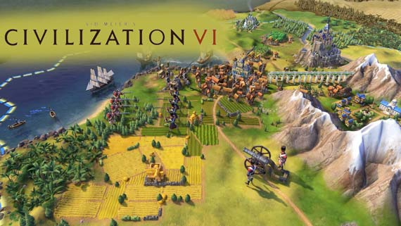 Popular Games Like Civilization VI for Android and iOS