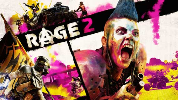 Rage 2 Alternative Game to Borderlands Series