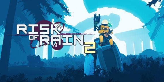 Risk of Rain 2 - Alternative Game to Borderlands