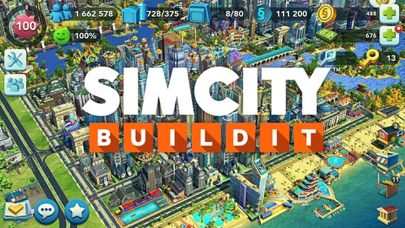 Simcity Buildit Download for Android, iOS
