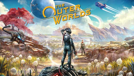 The Outer Worlds - Similar Games for Borderlands 2