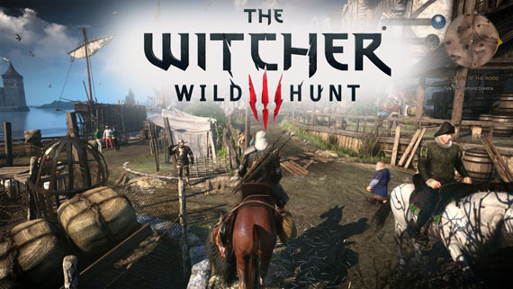 The Witcher 3: Wild Hunt Gameplay is like Fallout 4