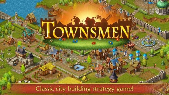 Townsmen A Game like Civilization VI