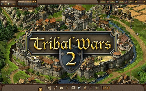 Tribal Wars 2 Game for Android and iOs