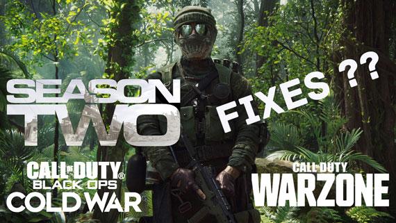 Fix Cod Cold War, Warzone Season 2 Not Starting, Crash