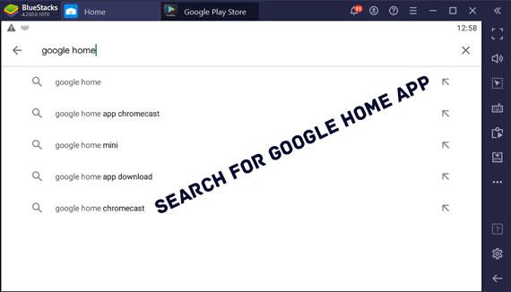 Google Home Pc App Download on Windows