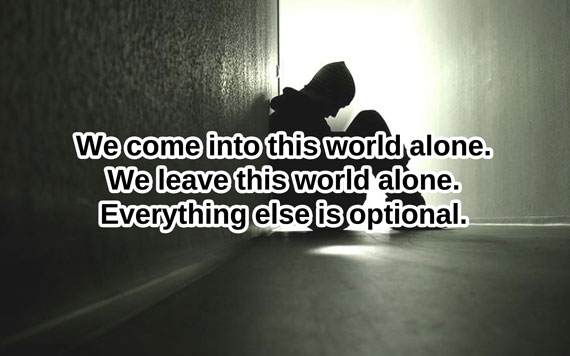 Alone Whatsapp Dp Images Collection